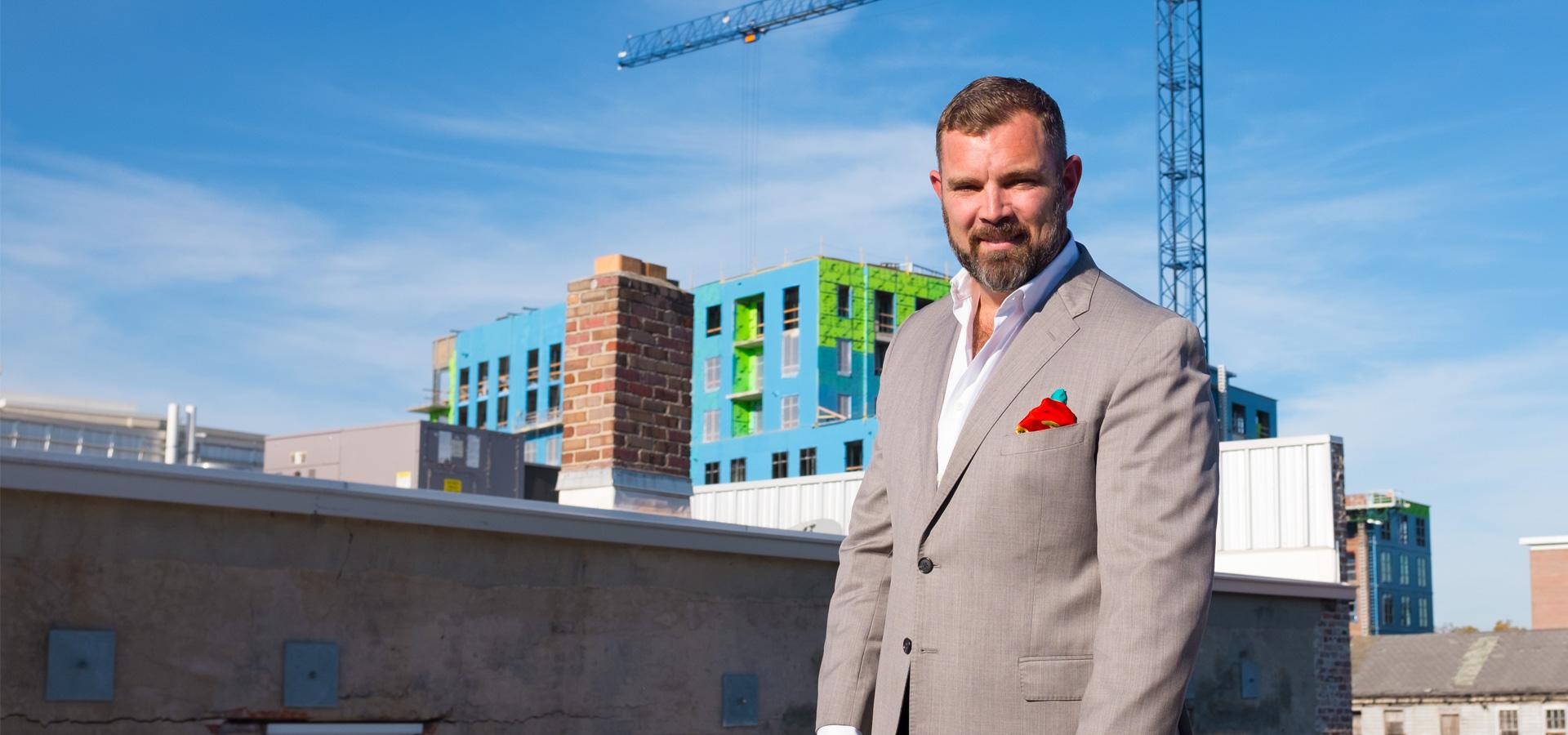 Boris Van Dyck: Charleston SC Commercial Real Estate
